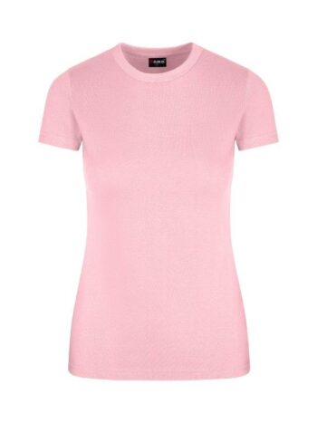 Women's Slim Fit Cotton Tee With Your Team Logo – 16 Colours